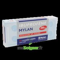 IBUPROFENE MYLAN 200 mg, comprimé enrobé B/30 à Saint-Cyprien