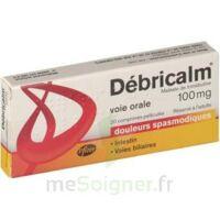 DEBRICALM 100 mg, comprimé pelliculé à Saint-Cyprien