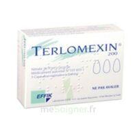 TERLOMEXIN 200 mg, capsule molle vaginale à Saint-Cyprien