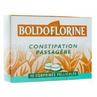 BOLDOFLORINE 1 Cpr pell constipation passagère B/40 à Saint-Cyprien