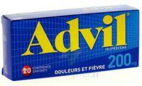 ADVIL 200 mg, 20 comprimés enrobés B/20 à Saint-Cyprien