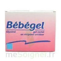 BEBEGEL, gel rectal en récipient unidose à Saint-Cyprien