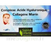 Acide Hyaluronique+Collagène marin à Saint-Cyprien