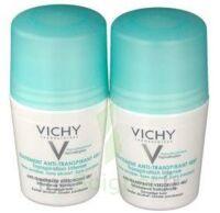 VICHY TRAITEMENT ANTITRANSPIRANT BILLE 48H, fl 50 ml, lot 2