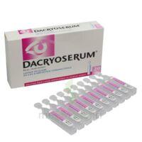 Dacryoserum Solution Pour Lavage Ophtalmique En Récipient Unidose 20unidoses/5ml à Saint-Cyprien