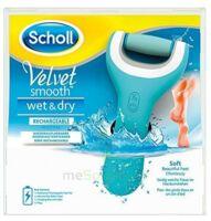 Scholl Velvet Smooth Wet&Dry Râpe électrique rechargeable à Saint-Cyprien