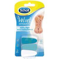 Scholl Velvet Smooth Ongles Sublimes kit de remplacement à Saint-Cyprien