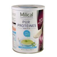 MILICAL PROGRAMME P.U.R. MINCEUR PROTEINES, bt 400 g à Saint-Cyprien