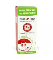 Duo LP-Pro Lotion radicale poux et lentes 150ml à Saint-Cyprien