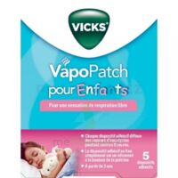 VICKS VAPOPATCH ENFANTS à Saint-Cyprien