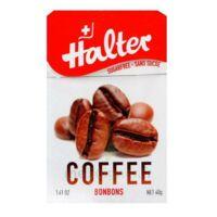HALTER sans sucre Bonbon café B/40g à Saint-Cyprien