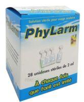 PHYLARM, unidose 2 ml, bt 28 à Saint-Cyprien