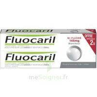 Fluocaril Bi-Fluoré 145 mg Pâte dentifrice blancheur 2*75ml à Saint-Cyprien