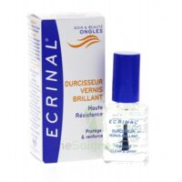 ECRINAL DURCISSEUR VERNIS BRILLANT, fl 10 ml à Saint-Cyprien
