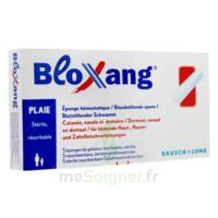 BLOXANG Eponge de gélatine stérile hémostatique B/5 à Saint-Cyprien