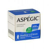 ASPEGIC 500 mg, poudre pour solution buvable en sachet-dose 30 à Saint-Cyprien