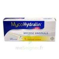 MYCOHYDRALIN 500 mg, comprimé vaginal à Saint-Cyprien