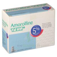 AMOROLFINE TEVA 5%, vernis à ongles médicamenteux à Saint-Cyprien