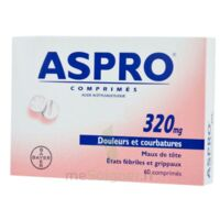 Aspro 320 Mg, Comprimé à Saint-Cyprien