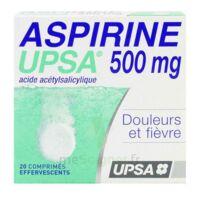 Aspirine Upsa 500 Mg, Comprimé Effervescent à Saint-Cyprien