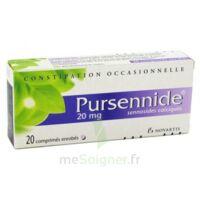 PURSENNIDE 20 mg, comprimé enrobé à Saint-Cyprien