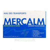 MERCALM, comprimé pelliculé sécable à Saint-Cyprien
