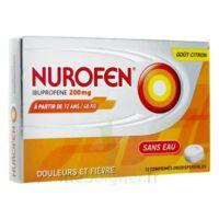 NUROFEN 200 mg, comprimé orodispersible à Saint-Cyprien