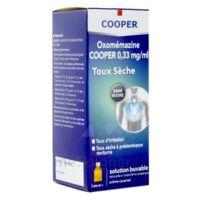 OXOMEMAZINE H3 SANTE 0,33 mg/ml SANS SUCRE, solution buvable édulcorée à l'acésulfame potassique à Saint-Cyprien