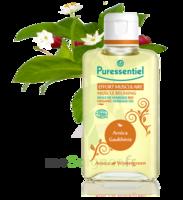 Puressentiel Articulations & Muscles Huile de massage BIO** Effort Musculaire - Arnica - Gaulthérie - 100 ml à Saint-Cyprien