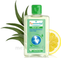 Puressentiel Respiratoire Friction Pectorale Resp'ok® Aux 19 Huiles Essentielles - 100 Ml