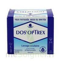 DOS'OPTREX S lav ocul 15Doses/10ml à Saint-Cyprien