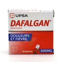 DAFALGAN 500 mg Gélules 2plq/8 (16) à Saint-Cyprien