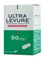 ULTRA-LEVURE 50 mg Gélules Fl/50 à Saint-Cyprien