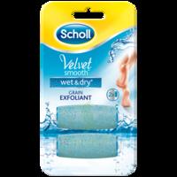 Scholl Velvet Smooth Wet&Dry Rouleaux de remplacement grain exfoliant à Saint-Cyprien