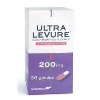 ULTRA-LEVURE 200 mg Gélules Fl/30 à Saint-Cyprien