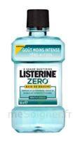 Listerine Zéro Bain bouche 250ml à Saint-Cyprien