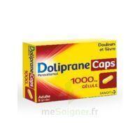 Dolipranecaps 1000 Mg Gélules Plq/8 à Saint-Cyprien