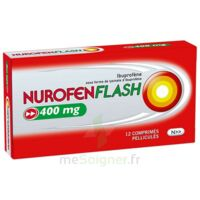 NUROFENFLASH 400 mg Comprimés pelliculés Plq/12 à Saint-Cyprien