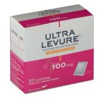 ULTRA-LEVURE 100 mg Poudre pour suspension buvable en sachet B/20 à Saint-Cyprien