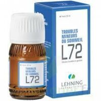 Lehning - L72 solution buvable en gouttes à Saint-Cyprien