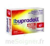 IBUPRADOLL 400 mg Caps molle Plq/10 à Saint-Cyprien