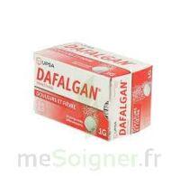 DAFALGAN 1000 mg Comprimés effervescents B/8 à Saint-Cyprien