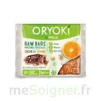 Oryoki Veggie Barre cacao orange B/2 à Saint-Cyprien