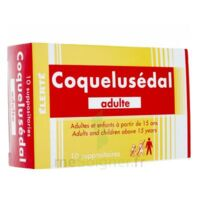 Coquelusedal Adultes, Suppositoire à Saint-Cyprien