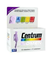 CENTRUM WOMEN, pilulier 30 à Saint-Cyprien