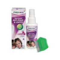Paranix Solution antipoux Huiles essentielles 100ml+peigne à Saint-Cyprien