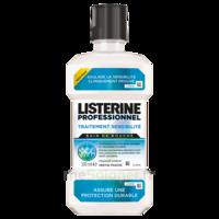 Listerine Professionnel Bain bouche traitement sensibilité 500ml à Saint-Cyprien