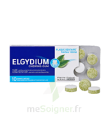Elgydium Antiplaque Chew gum B/10 à Saint-Cyprien
