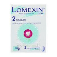 LOMEXIN 600 mg Caps molle vaginale Plq/2 à Saint-Cyprien