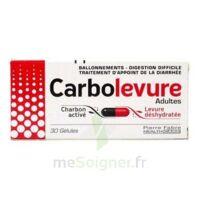 CARBOLEVURE Gélules adulte Plq/30 à Saint-Cyprien
